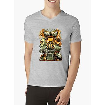 Madmax v-neck t-shirt