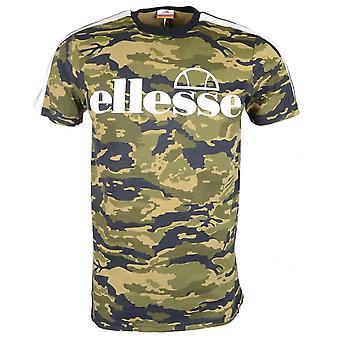 T-shirt Ellesse Livenza Camo Cotton