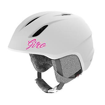 Giro Launch Junior Matte White