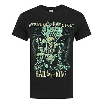 Avenged Sevenfold En Vie Men-apos;s T-Shirt