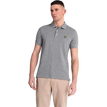 Camisa Lyle & Scott Polo Gris 26