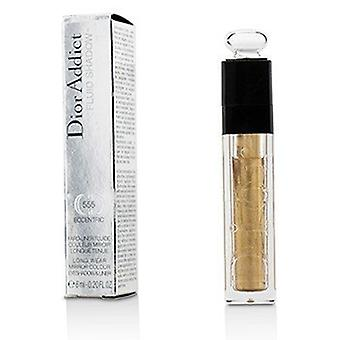 Christian Dior Dior Addict Fluid Shadow - # 555 Eksentrinen 6ml / 0.2oz