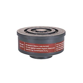Portwest a1 gas filter special thread connection p900