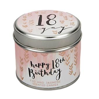 Luxe 18th Birthday Scented Candle| Gifts from Handpicked