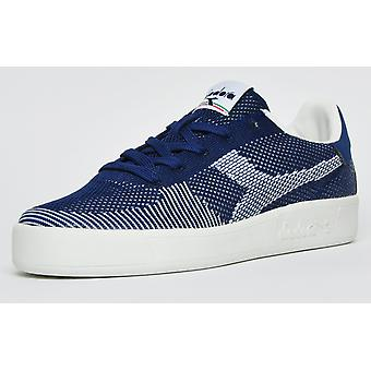 Diadora B.Elite Weave Blue / White