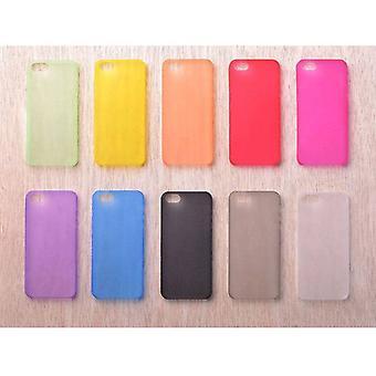 דברים מוסמכים® iPhone 4 4S סיליקון שקוף ברור מקרה כיסוי מקרה TPU ב 10 גוונים