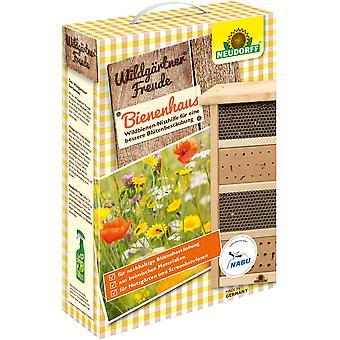 NEUDORFF Wilde tuinman®Freude bijenhuis, 1 stuk