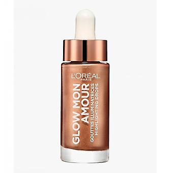 L'Oreal Glow Mon Amour Highlighter Drops - 03 Bronze In Love