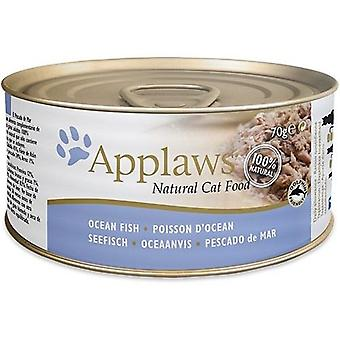Applaws Can with Blue Fish for Cats (Cats , Cat Food , Wet Food)