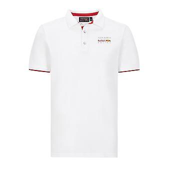 Aston Martin Red Bull Racing Men's Classic Polo | White | 2020
