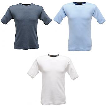 Regatta Mens Thermal Underwear Short Sleeve Vest / T-Shirt