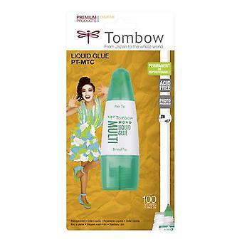 Tombow Flytande lim Multi Talent 25 ml med två tips-blister 19-PT-MTC
