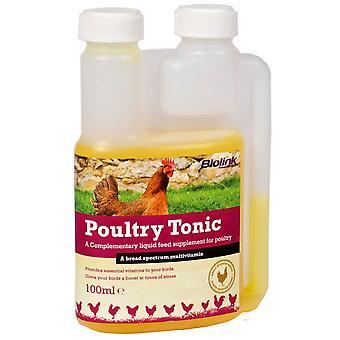 Biolink Fjerkræ Flydende Tonic