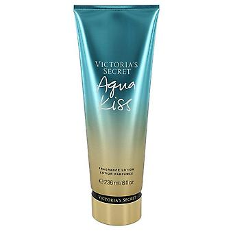 Victoria's secret aqua kiss body lotion by victoria's secret 549806 240 ml