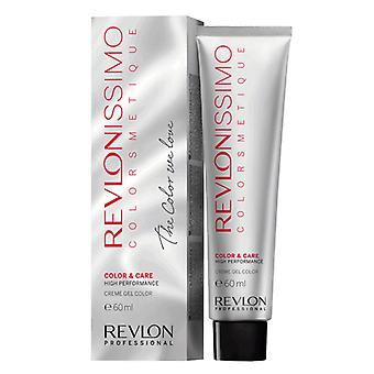 Permanent Farve Creme Revlonissimo Color Revlon (60 ml)/2,10 - blå sort 60 ml