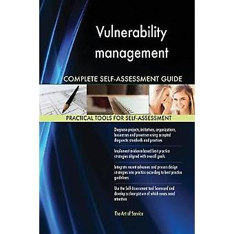 Vulnerability management Complete SelfAssessment Guide by Blokdyk & Gerardus