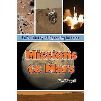 Missions to Mars by Etingoff & Kim