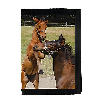 Mare And Foal Wallet