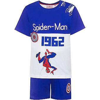 Spiderman jungen Pyjama Set Kurzarm 1962
