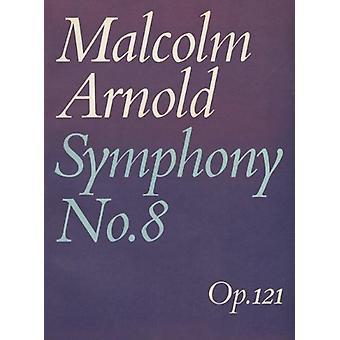 Symphony No. 8 by Symphony No. 8 - 9780571506385 Book