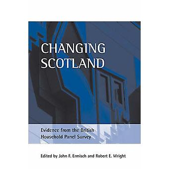 Changing Scotland - Evidence from the British Household Panel Survey b