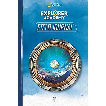 Explorer Academy Field Journal by Ruth Musgrave