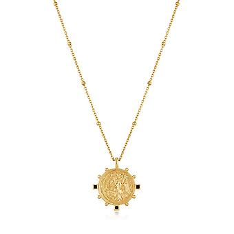 Ania Haie Gold Digger Shiny Gold Victory Goddess Necklace N020-04G
