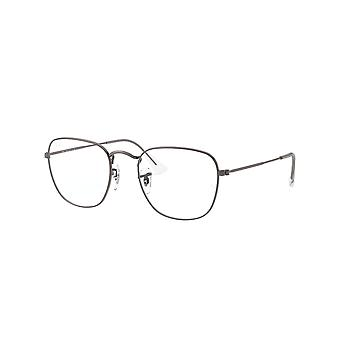 Ray-Ban RB3857V 2502 Gunmetal Glasses