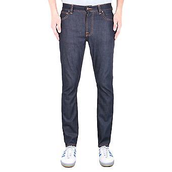 Nudie Jeans Co Lean Dean Dry 16 Dips Denim Slim-Tapered Jeans