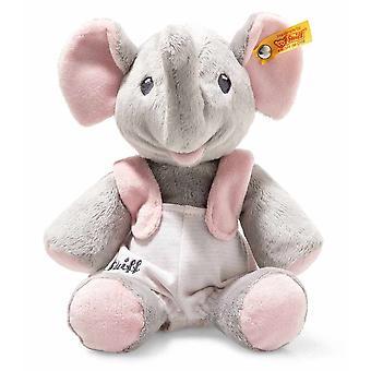 Steiff Trampili éléphant rose 24 cm