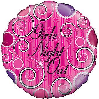 Октри 18 дюймовый девочек ночь, шар