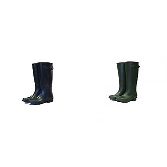 Town & Country Unisex Adults Bosworth Wellington Boots