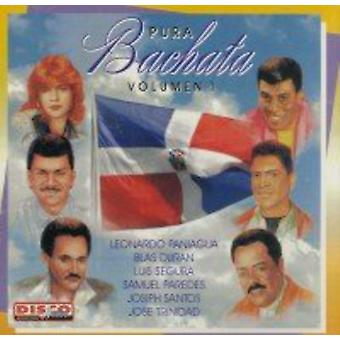 Pura Bachata 1 - Pura Bachata 1 [CD] USA import