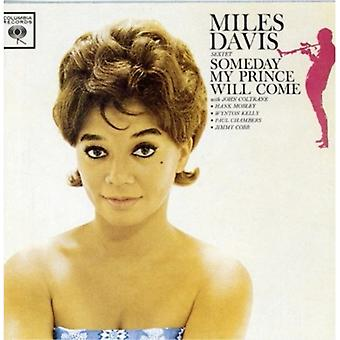Miles Davis Sextet - Someday My Prince Will Come [CD] USA import