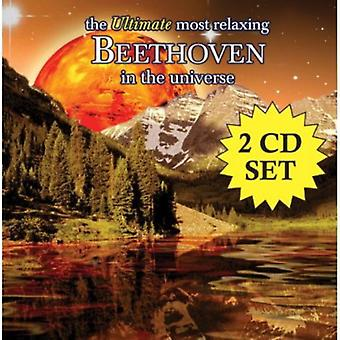 Ultimate Most Relaxing Beethoven in the Universe - The Ultimate Most Relaxing Beethoven in the Universe [CD] USA import
