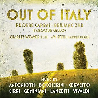 Out Of Italy [CD] USA import