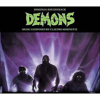 Demons - Original Soundtrack [CD] USA import
