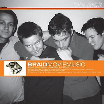 Braid - Braid: Vol. 2-Movie Music [Vinyl] USA import