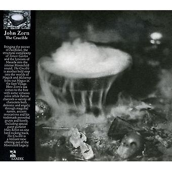 John Zorn - importation USA The Crucible [CD]