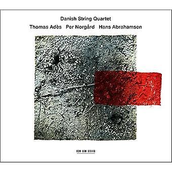 Danish String Quarte - Ades/Norgard/Abraham [CD] USA import