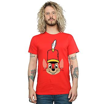 Disney Men's Dumbo Timothy Q Mouse T-Shirt
