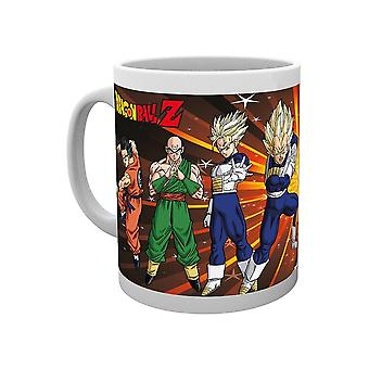 Dragon Ball Z, Mug - Fighters