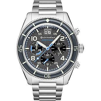 Spinnaker - Wristwatch - Men - Fleuss chrono acier - SP-5085-11