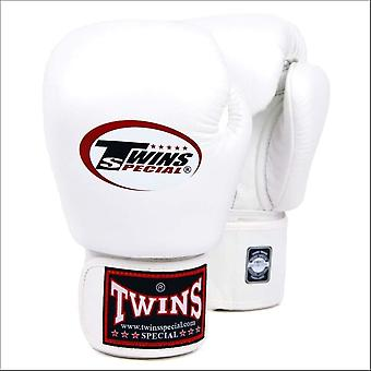 Twins special boxing gloves - white