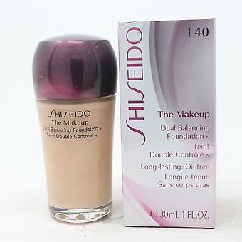Shiseido Makeup Dual Balancing Foundation 1oz/30ml Ny Med Box
