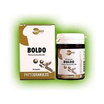 Boldo Phytogranulos 45 capsules