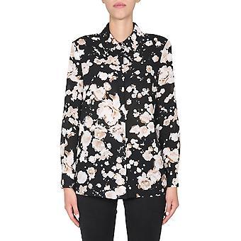 Boutique Moschino 020458511555 Dames's Zwart Polyester Shirt