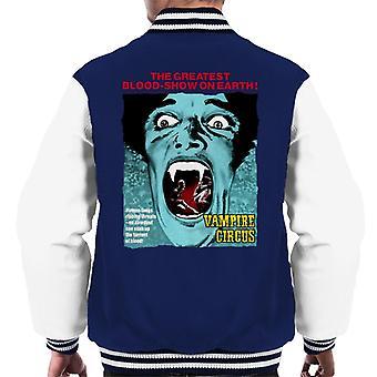 ハンマーホラー映画吸血鬼サーカスグレイテストブラッドショーメン&アポス;sバリエーションジャケット