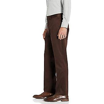 Brand - Buttoned Down Men's Straight Fit Non-Iron Dress Chino Pant, Br...