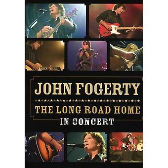 John Fogerty - Long Road Home [DVD] USA import